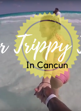 You Will Fall in Love with Cancun's Ocean