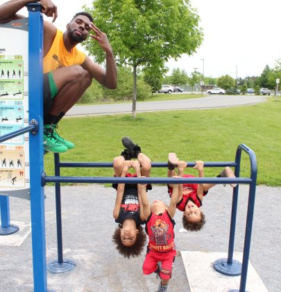 Our Favorite Place for an Outdoor Family Workout