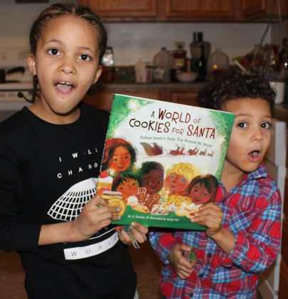 Holiday Giveaway! A world of cookies from Santa!